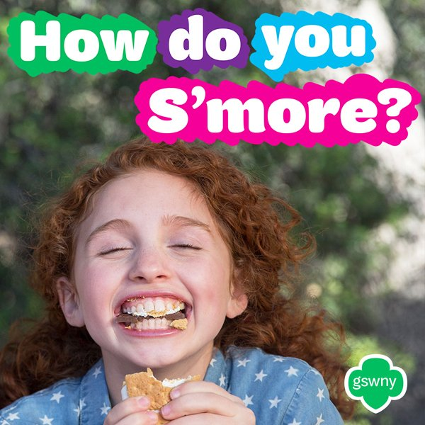 How Do You S'more?