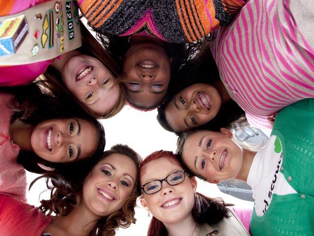 Girl Scout Circle