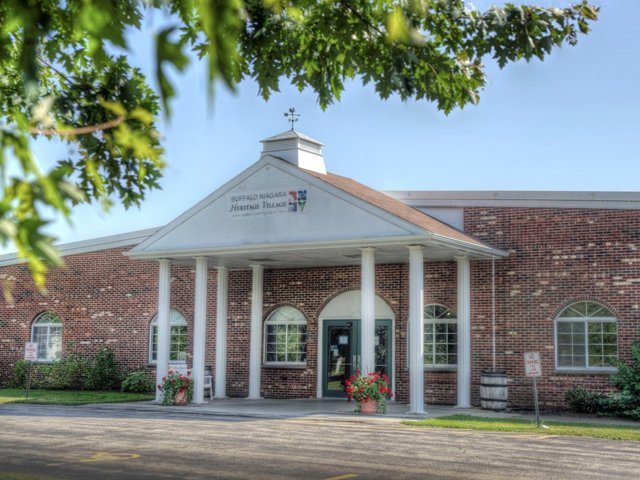 Bflo Niagara Heritage Village